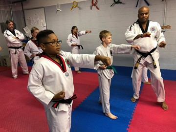 Martial Arts Indy photo
