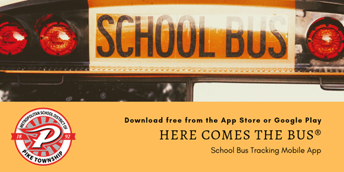 Here Comes the Bus® - GUION CREEK MIDDLE SCHOOL