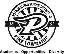 Metropolitan School District of Pike Township BW Seal