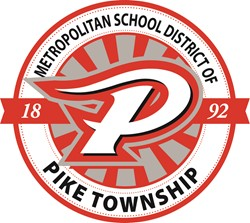 Metropolitan School District of Pike Township Seal No Tagline