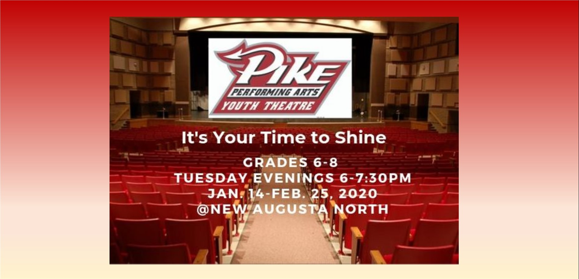 Pike Youth Theater