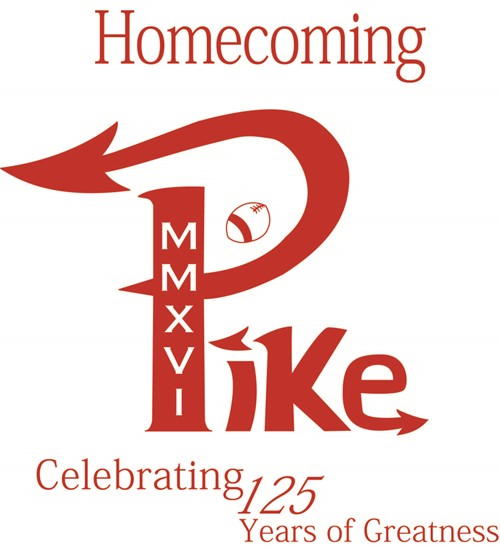 Homecoming 2016 - Celebrating 125 Years of Excellence!