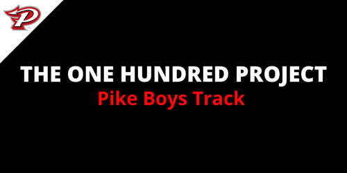 PIKE TRACK One Hundred Project