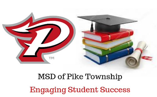 Pike HS Pre-Collegiate Initiative logo