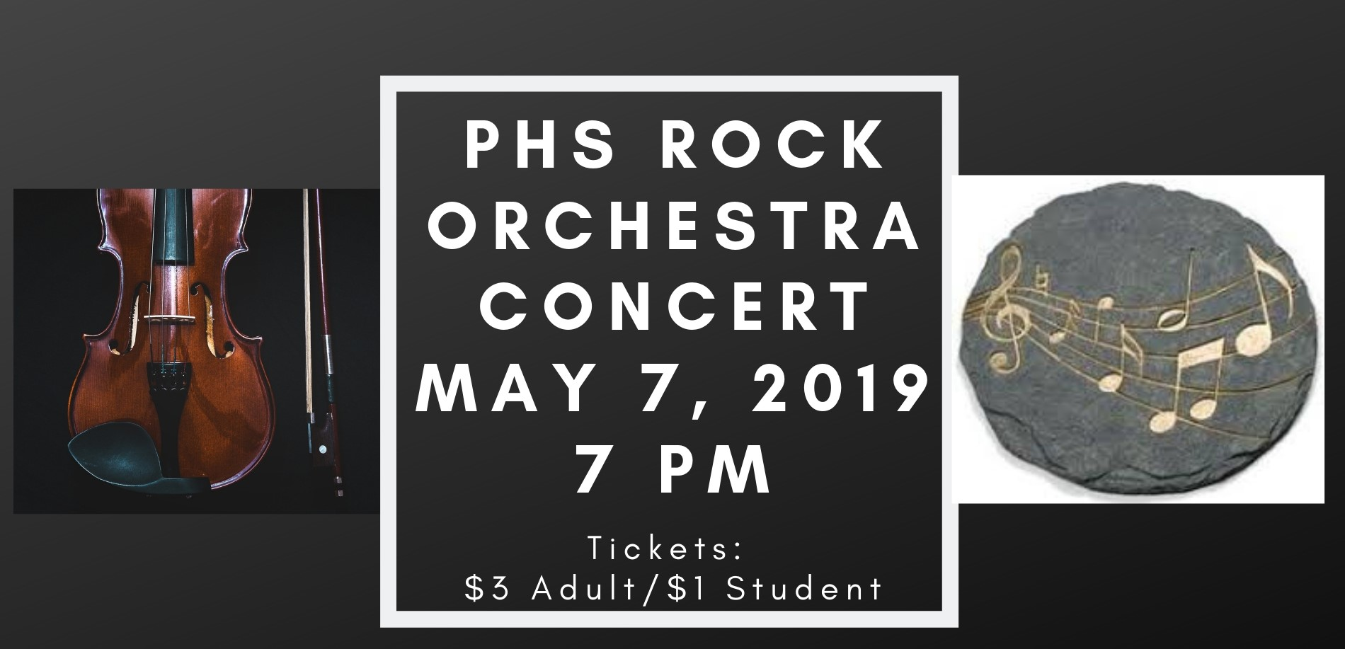 Orchestra ISSMA Concert May 7, 2019