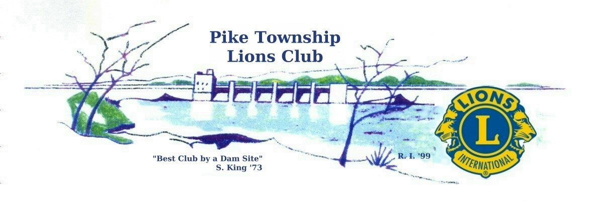 Pike Lions Club Logo